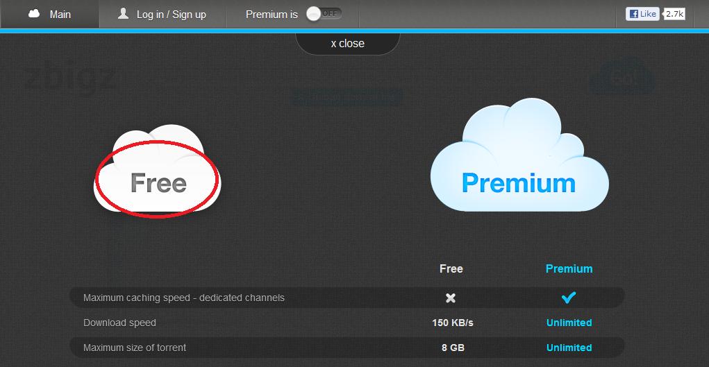 Download torrent through IDM, DAP