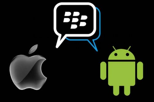 Get BBM for Android and iOS
