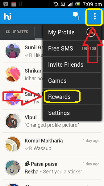 get free talktime from android apps and games