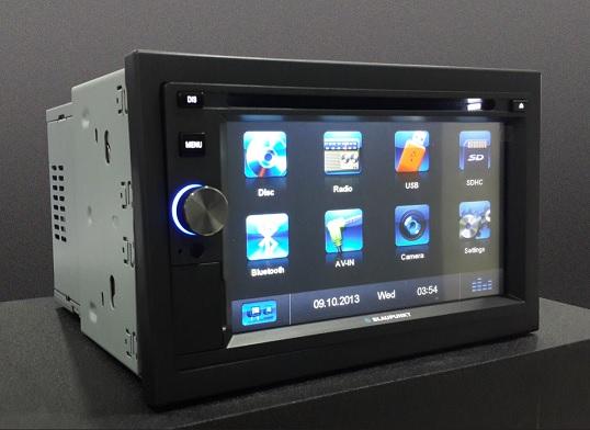 San Diego 530 multimedia navigation system (Blaupunkt)