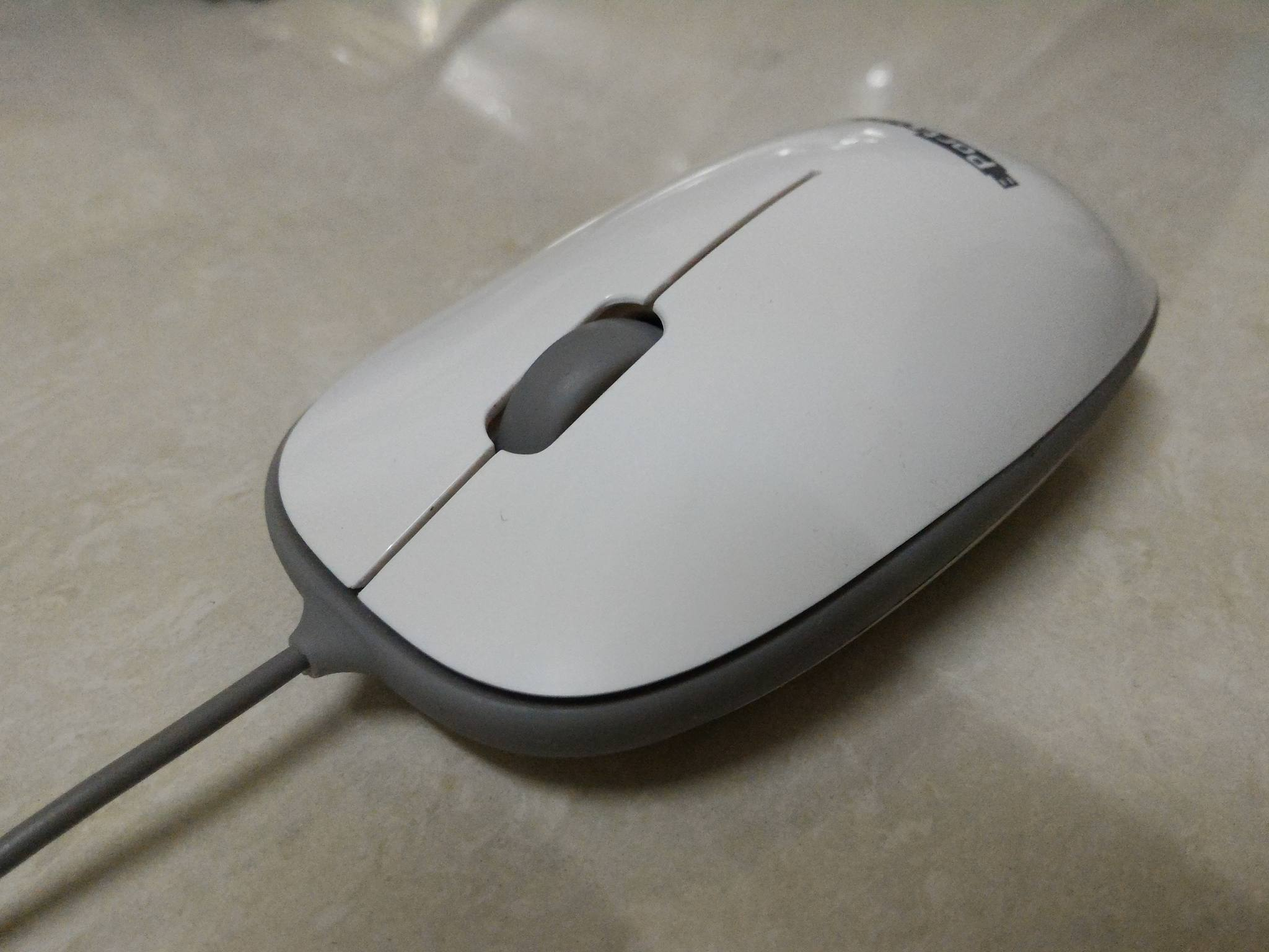 Portronics Hanger wired optical mouse