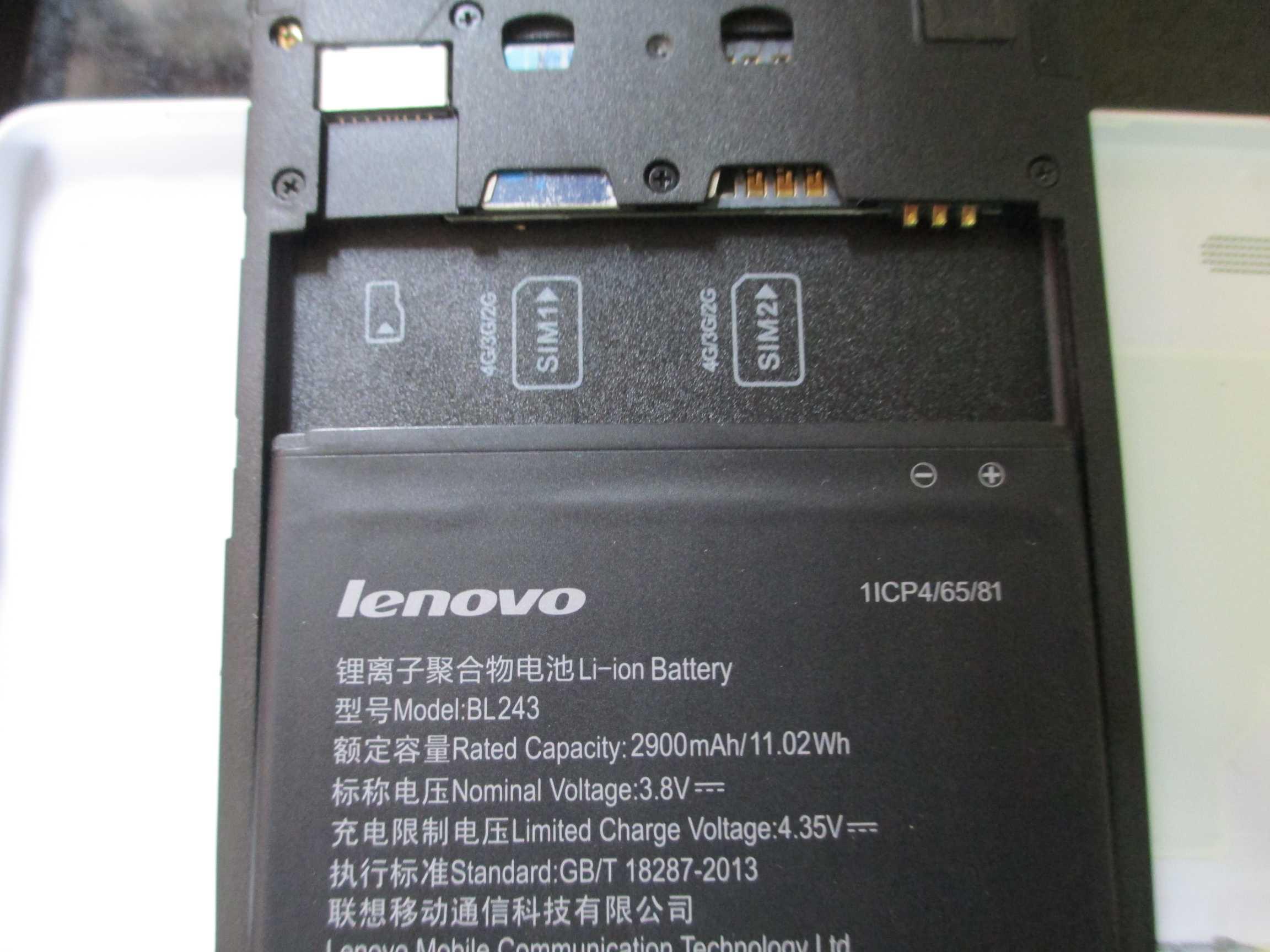 Dual Sim 4G LTE, microSD