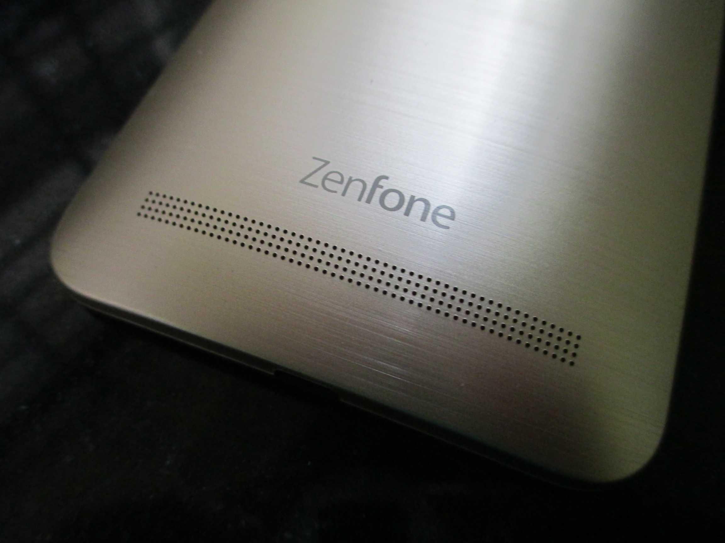 ASUS Zenfone 2 Laser ZE550KL speaker grill
