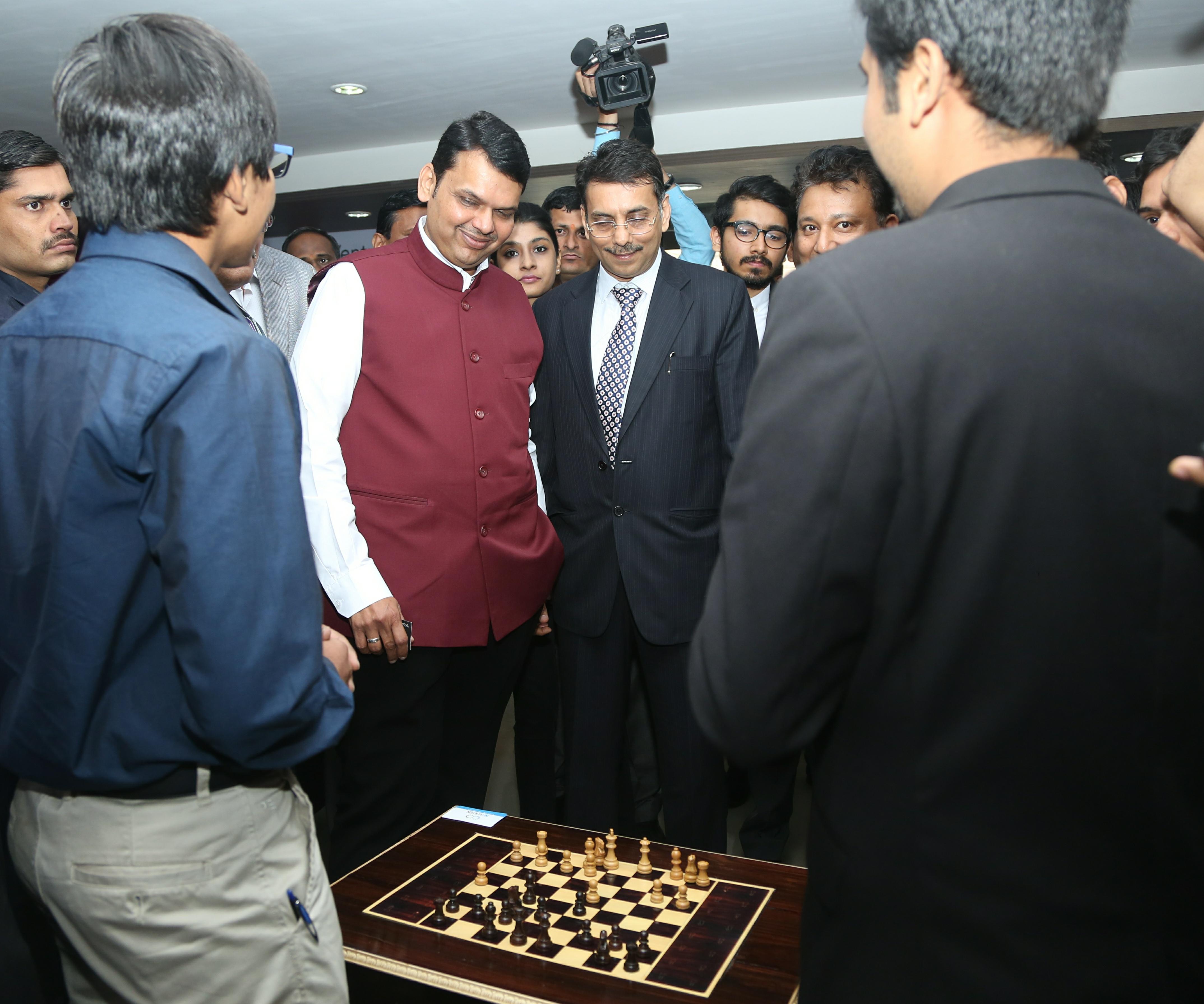 CM Devendra Fadnavis Venture Catalysts startups
