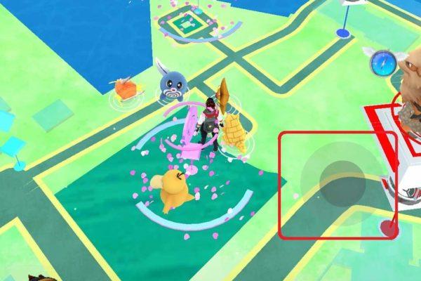Pokemon Go With Joystick