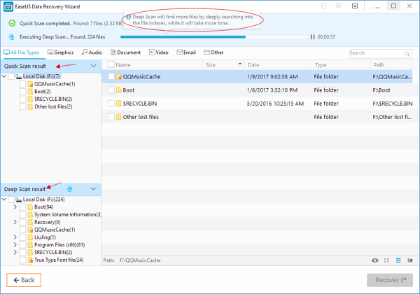 How to recover data from formatted hard drive?