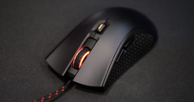 HyperX Pulsefire FPS gaming mouse review