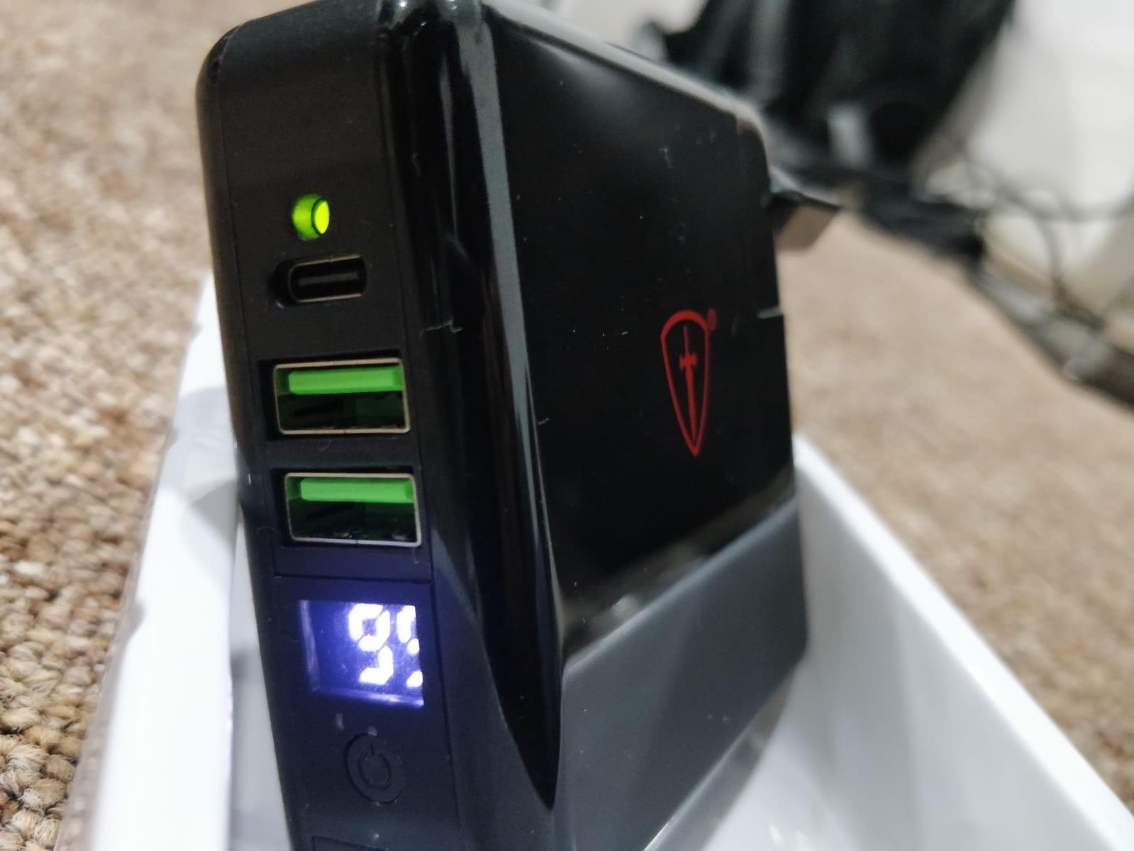 Tiitan intelligent charger