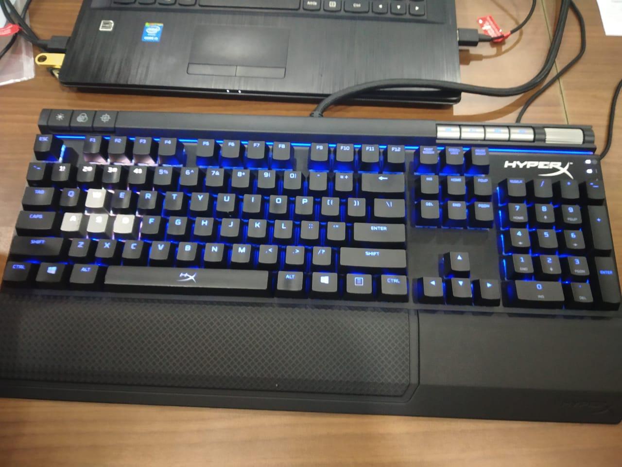 HyperX Alloy Core RGB Keyboard